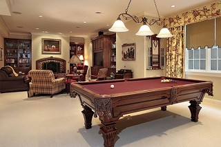 Pool table assembly with perfect leveling in Toms River content img3